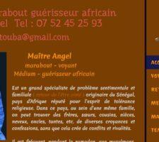 marabout medium paris